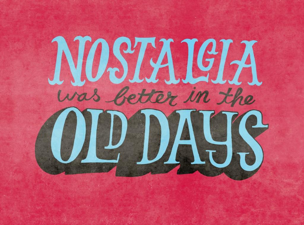NostalgiaOldDays