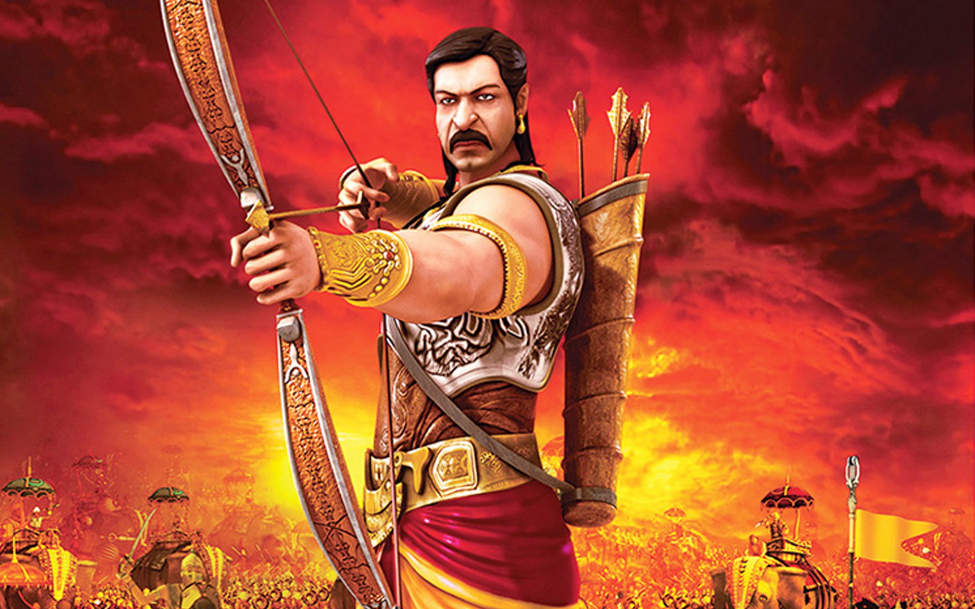 Arjun-Mahabharat-3D-Animation-Movie